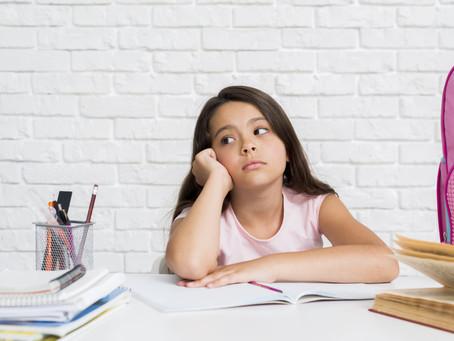 Pourquoi je suis contre les devoirs