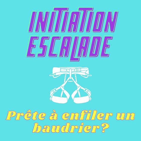 Initiation Escalade (spot secret au Pays Basque)
