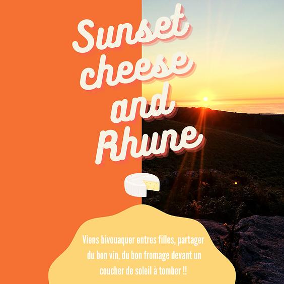 """Sunset, Cheese and Rhune "" Bivouac #1"