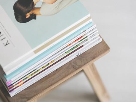 Ne jetez plus vos vieux magazines!
