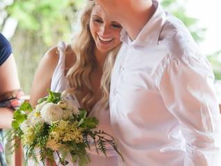Water's Edge Wedding - Christy & John's Mabel Lake Wedding