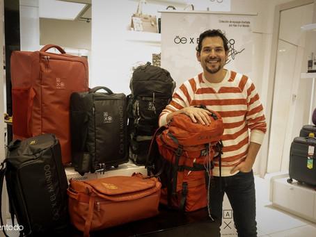 Oe x El Mundo: la colección que todo viajero necesita por Alan Estrada.
