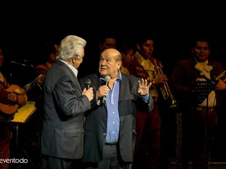 Noche de nostalgia con Alberto Vázquez y Leo Dan