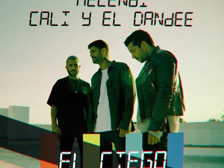 MELENDI lanza 'EL CIEGO' su nuevo single junto a Cali y El Dandee