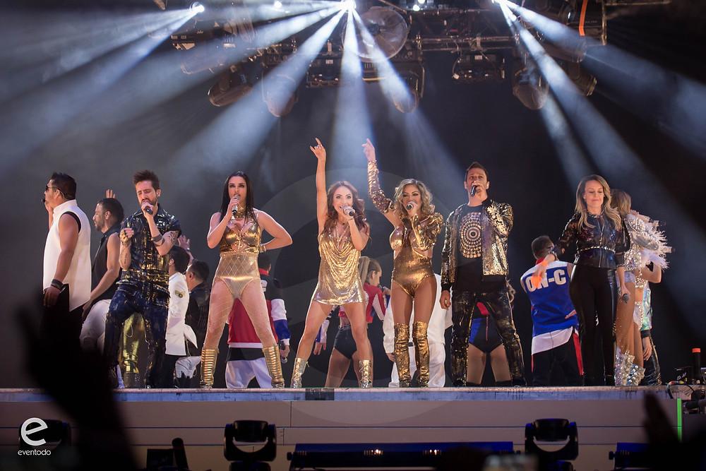 90´s Pop Tour en Puebla