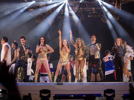 90´s Pop Tour rompe record en Acrópolis