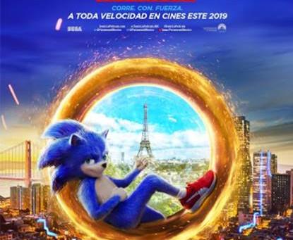 Sonic, la película.
