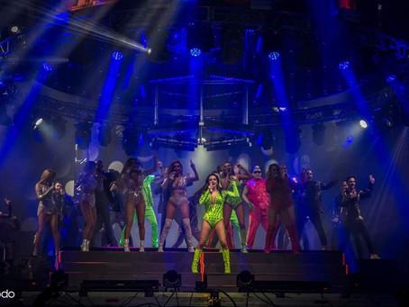 Espectácular última presentación en Puebla, 90´s Pop Tour.