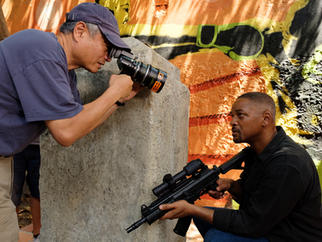 """Will Smith protagoniza """"Proyecto Géminis""""la cinta dirigida por el visionario ganador del O"""