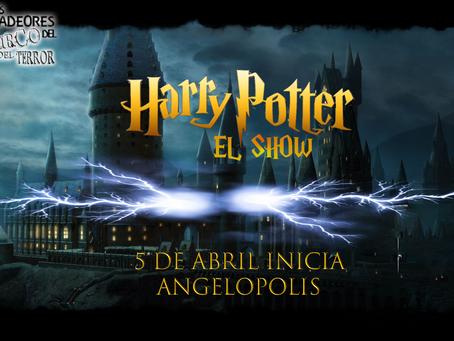 Harry Potter el Show llega a Puebla