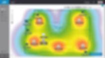 Heat Map UniFi Okol Group
