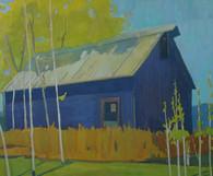 Shaded Barn