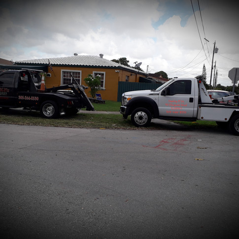 Towing Miami - Towing R'Us