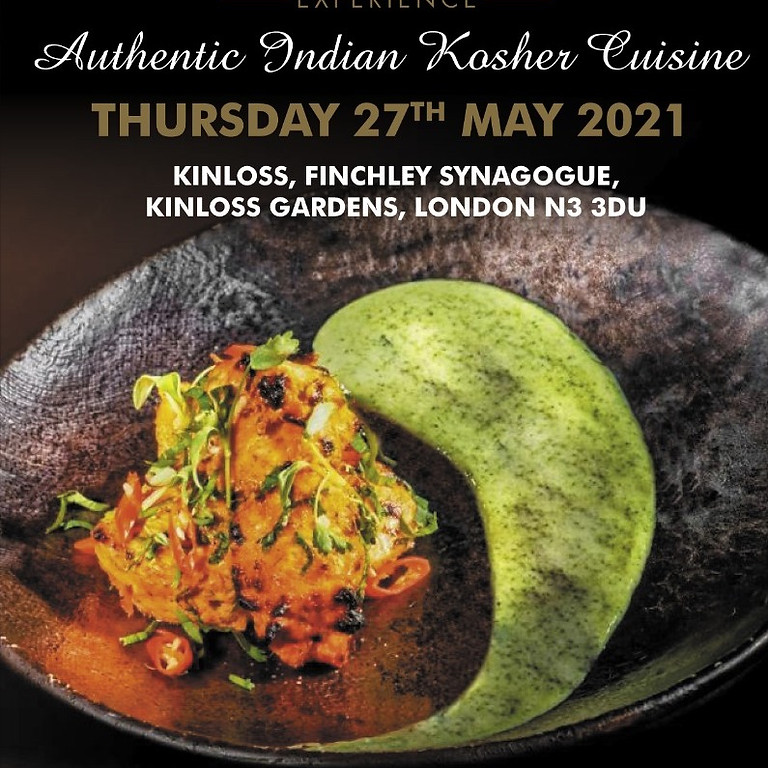 Authentic Indian Kosher Cuisine Take Away - NEW MENU