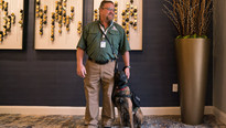 Service Dog Registries To Streamline Travel For Veterans With 'Invisible Injuries'
