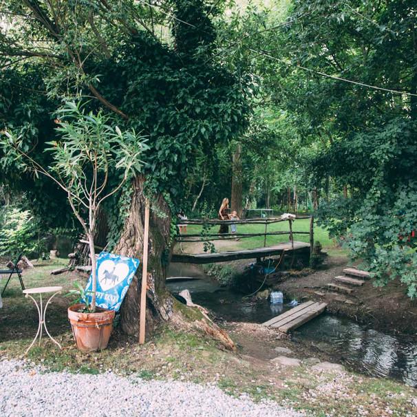 Garten, Lovas