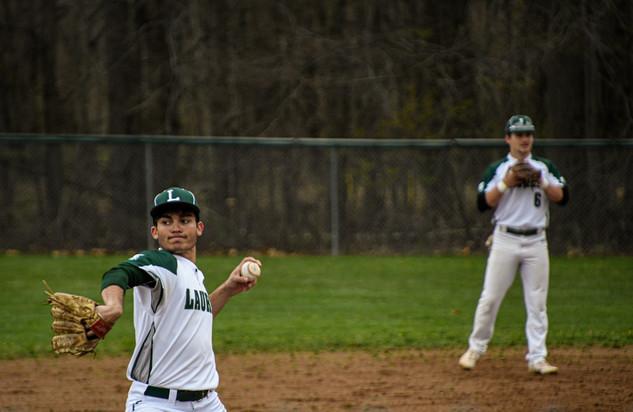 Jeff Palicki Sport Photography Laurel Spartans Baseball