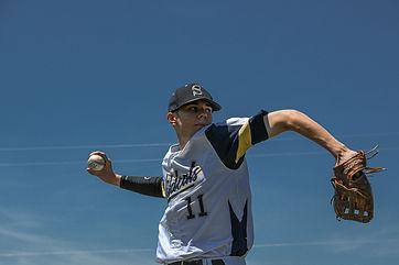 Jeff Palicki Photography Shenango Wildcats Varsity Baseball Pitcher
