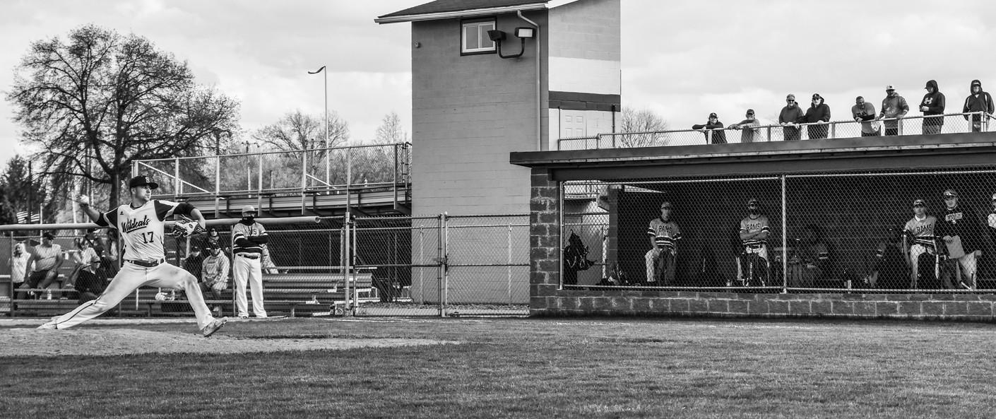 Jeff Palicki Sports Photography Shenango Baseball