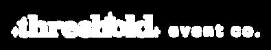 ThresholdEventCo_Logos_Horizontal_White.