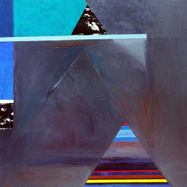 Prism Beams of Light - 2000