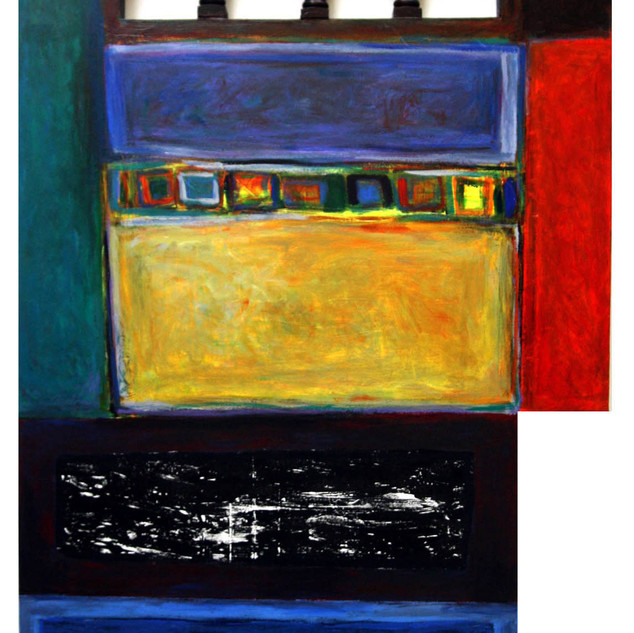 Colorful Squares - 2000