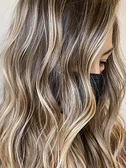 Color with Blonding