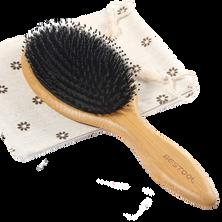 Boar Bristle Smoothing Brush