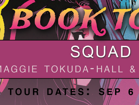 Literary Bound Tours: Squad - Review