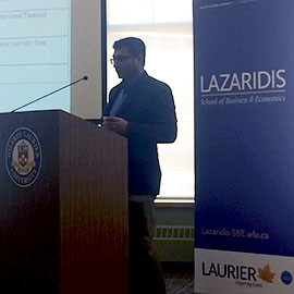 Lazaridis School Research Day
