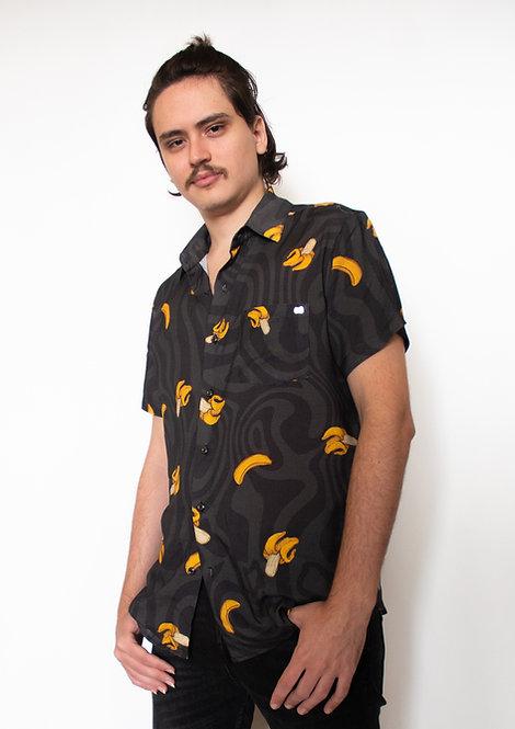 Camisa Bananacid (preta)