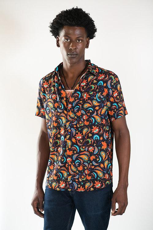 Camisa Psicopaisley