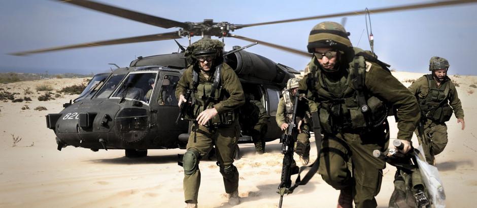 """חיילי צה""""ל הם קדושים ושומרים על גבולות הקודש"""