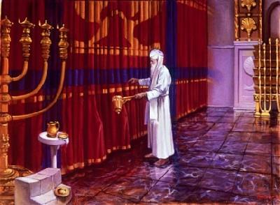 אז היכן נמצאים כלי המקדש?