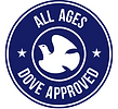 Dove approved all ages logo.png