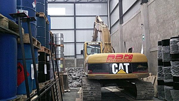 Demolicion de pisos industriales, Demoliciones DS