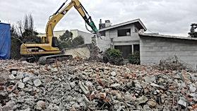 Demoliciones de casas, Demolicion de casa, Demolicion de viviendas, Demolicion de Vecindades, Demolicion Economica