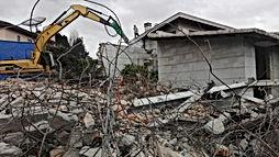 Demolicion de casas, Demoliciones DS