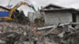 Demolicion de casas