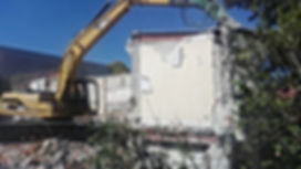 Demoler una casa