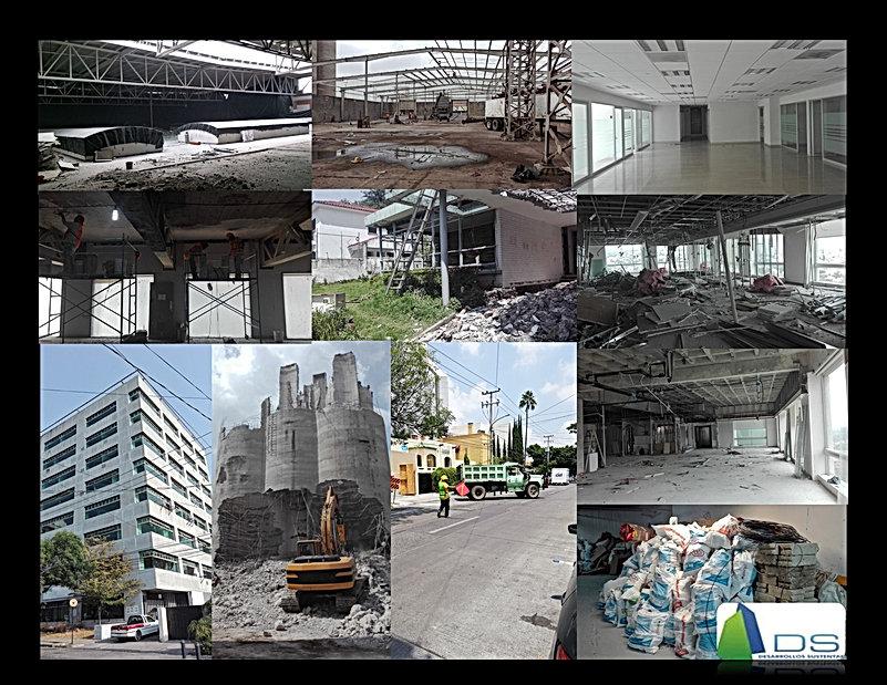 Demoliciones con Ramir, Demolicion con Ramir, Demolicion de Casas, Demolicion Industrial, Demolicion Economica