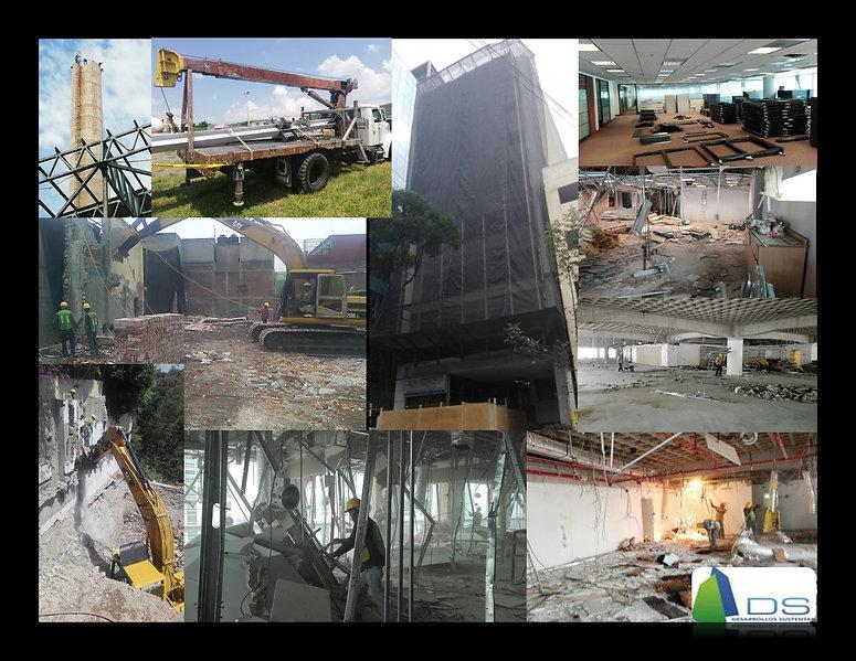 Desmantelamiento de oficinas