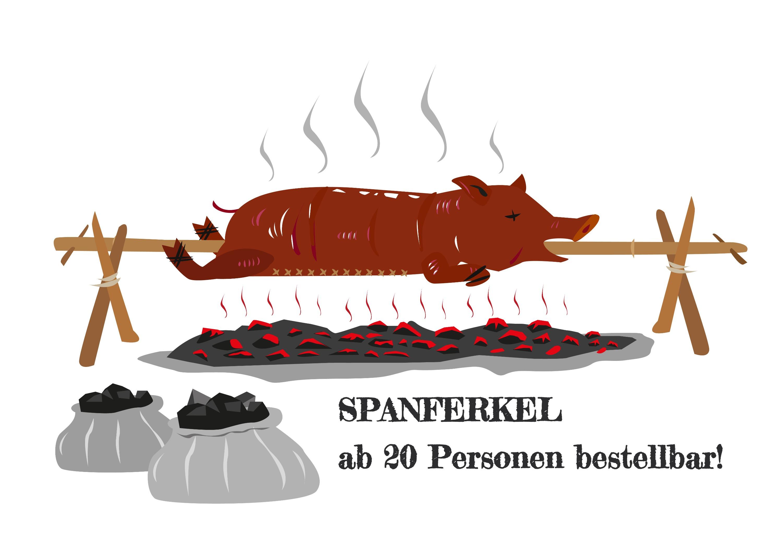 spanferkel grill ranch