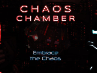 """The Chaos Behind """"Chaos Chamber"""""""