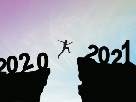 How Are You Stepping Into 2021?