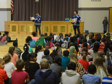 FOUNDATION PARTNERSHIP WITH COMETS EARNS NATIONAL AWARD