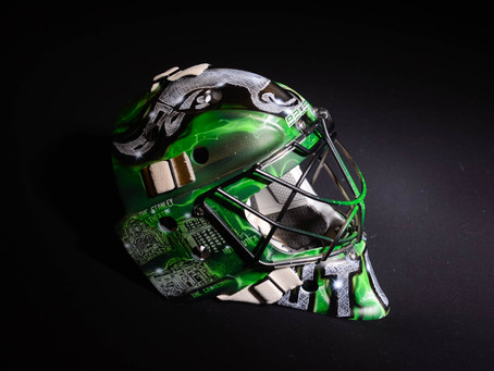 DEMKO SAVE OF THE DAY EQUIPMENT TO BENEFIT CANUCKS DICE & ICE