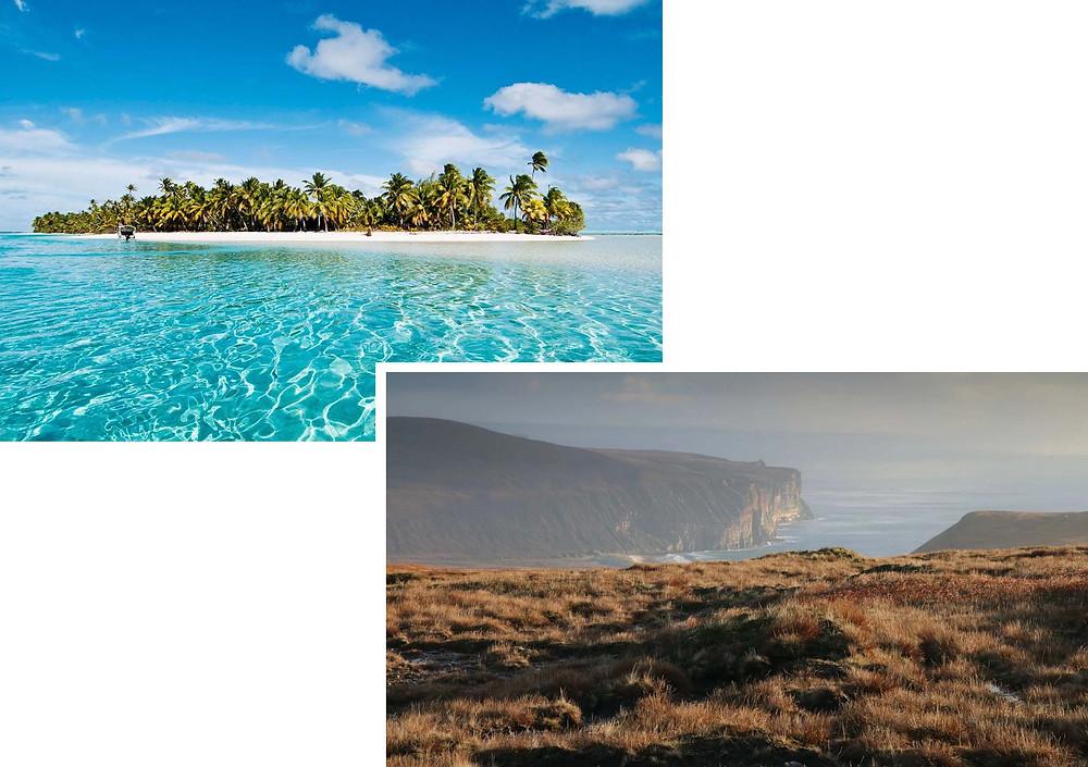Cook Islands orkney