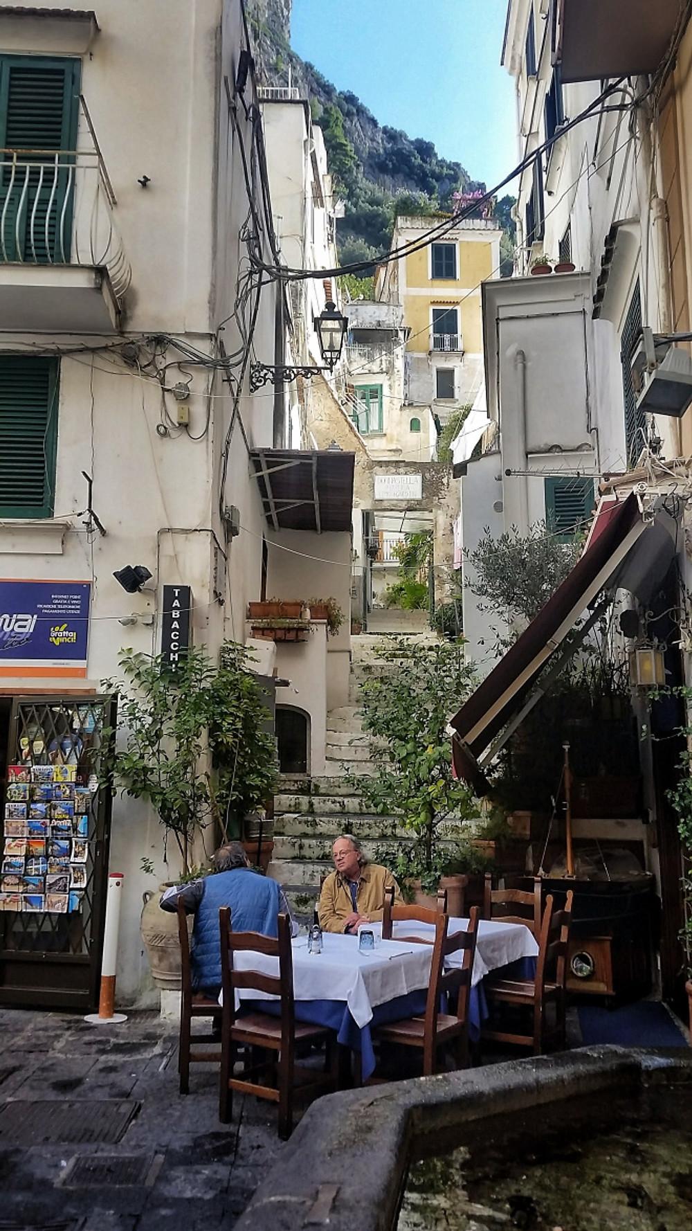 amalfi town Italy