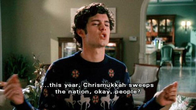 chrismukkah seth the oc